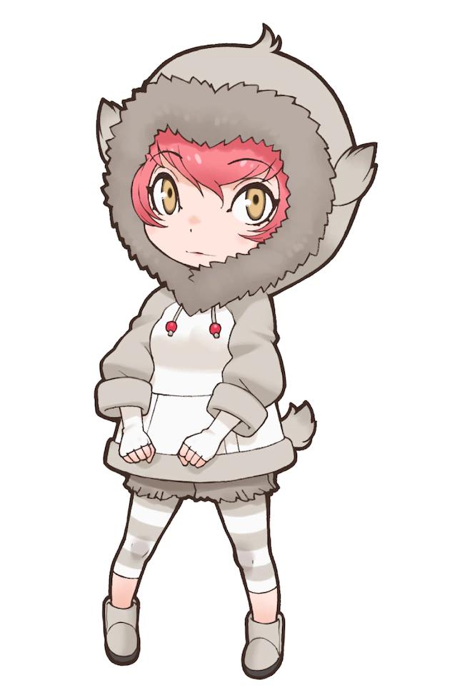 兽娘动物园 日本猕猴