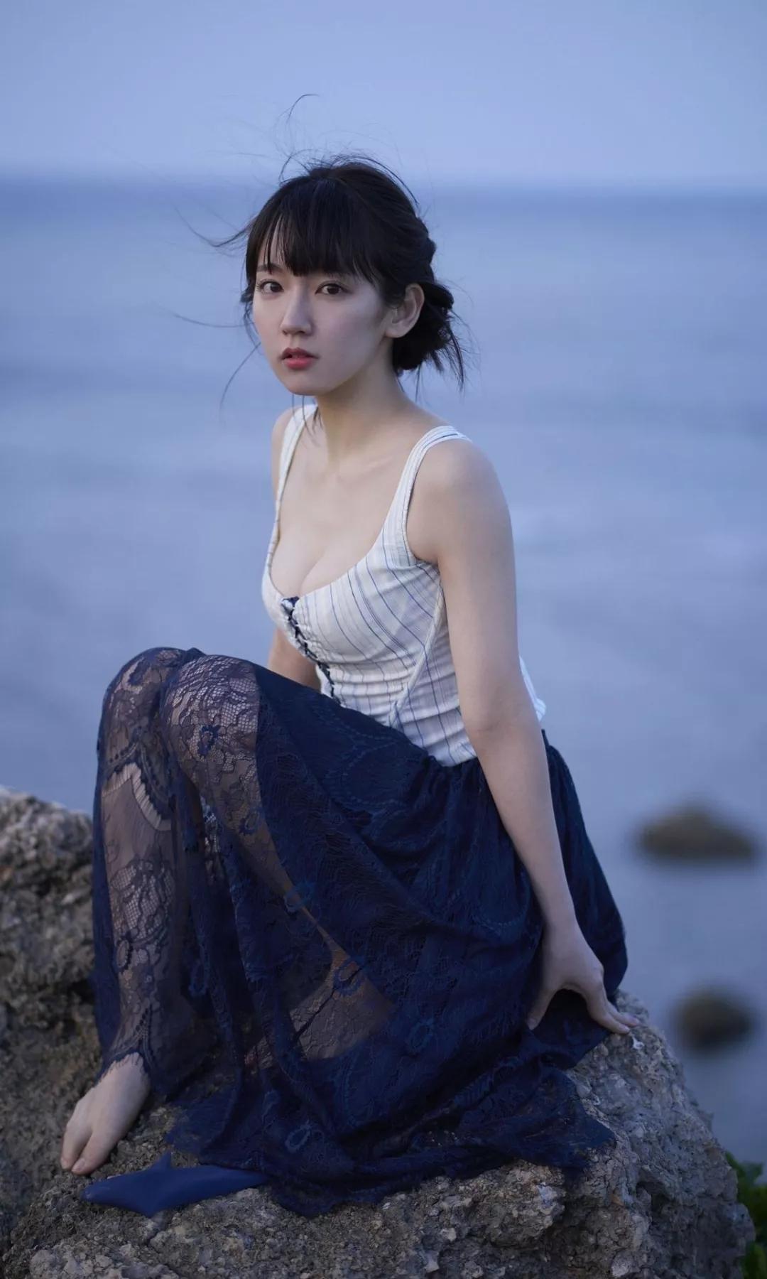 吉冈里帆 写真集Riho (37)