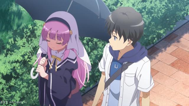 TVアニメ「神様になった日」第1弾アニメPV.mp4_000031.466