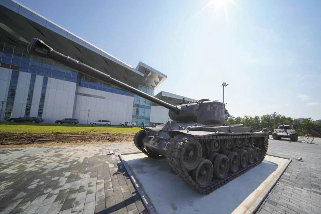 M46巴顿中型坦克