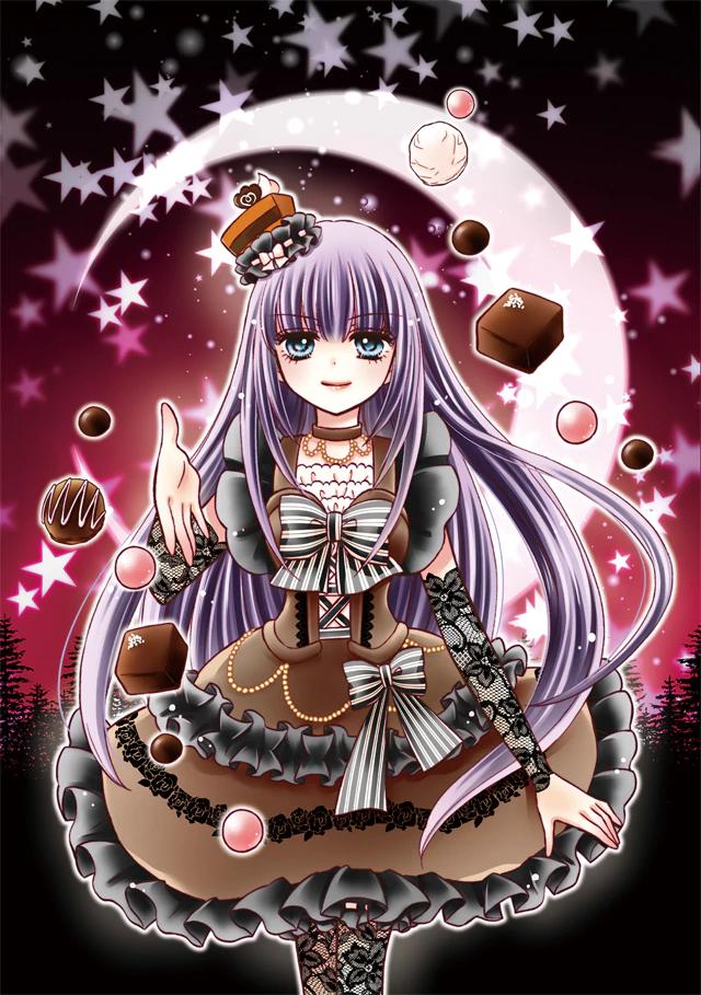 巧克力的魔法 漫改真人电影 山口真帆