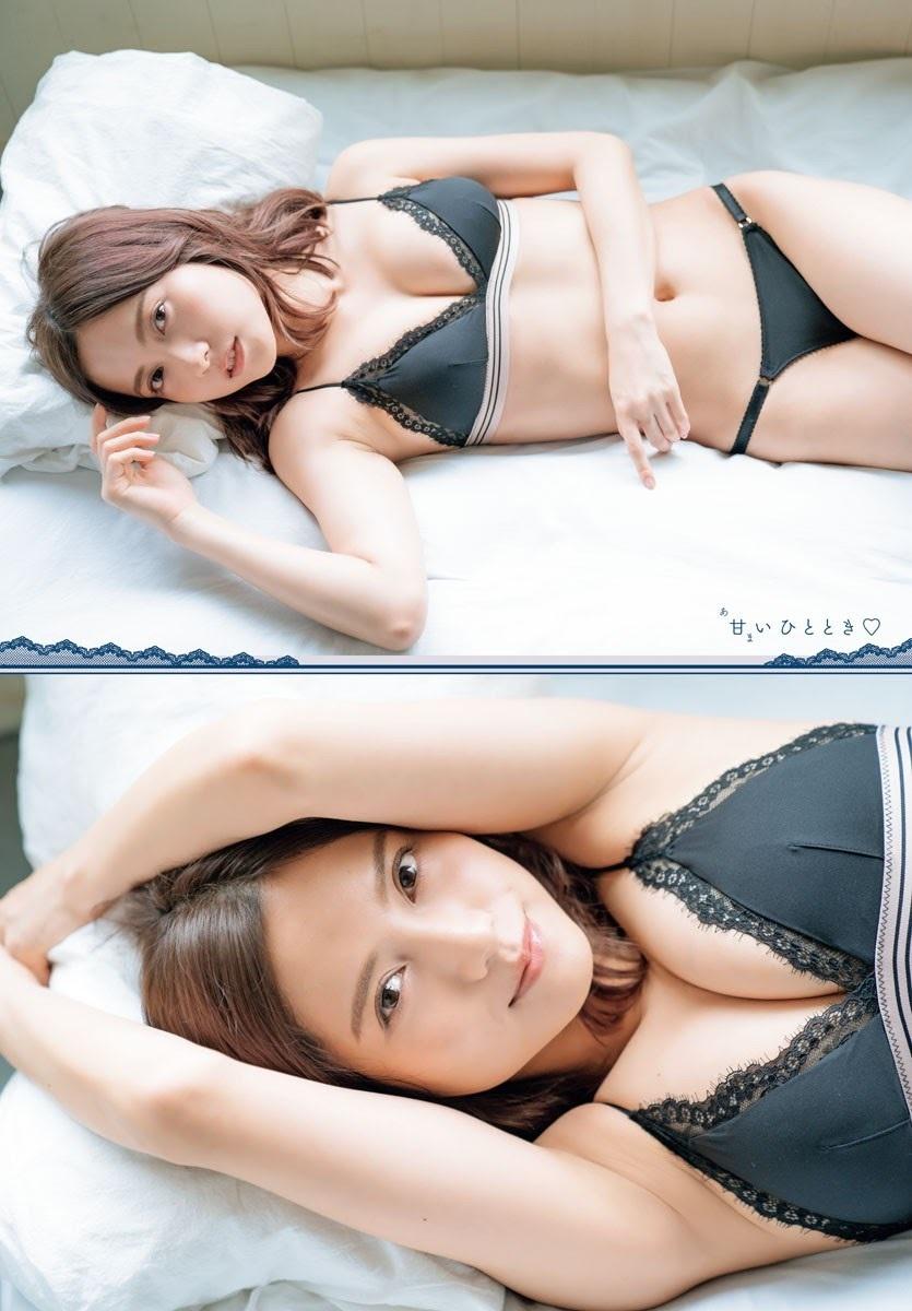 桃月梨子-Young Champion2021第三十三期  高清套图 第9张