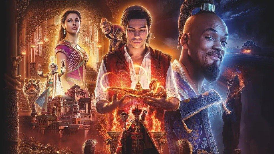 【2019奇幻】阿拉丁 Aladdin【英语中字】