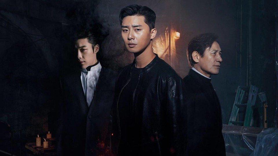 【惊悚/动作】阴曹使者 사자【1080P】【韩语中字】