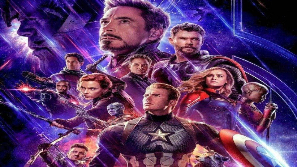 【动作/科幻】复仇者联盟4:终局之战 Avengers Endgame【1080P蓝光】【特效双字】【亿万同人字幕组】