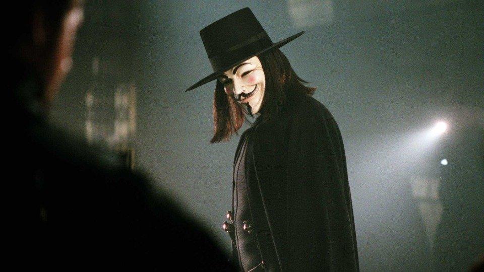 【2005动作】V字仇杀队 V for Vendetta【双语字幕】