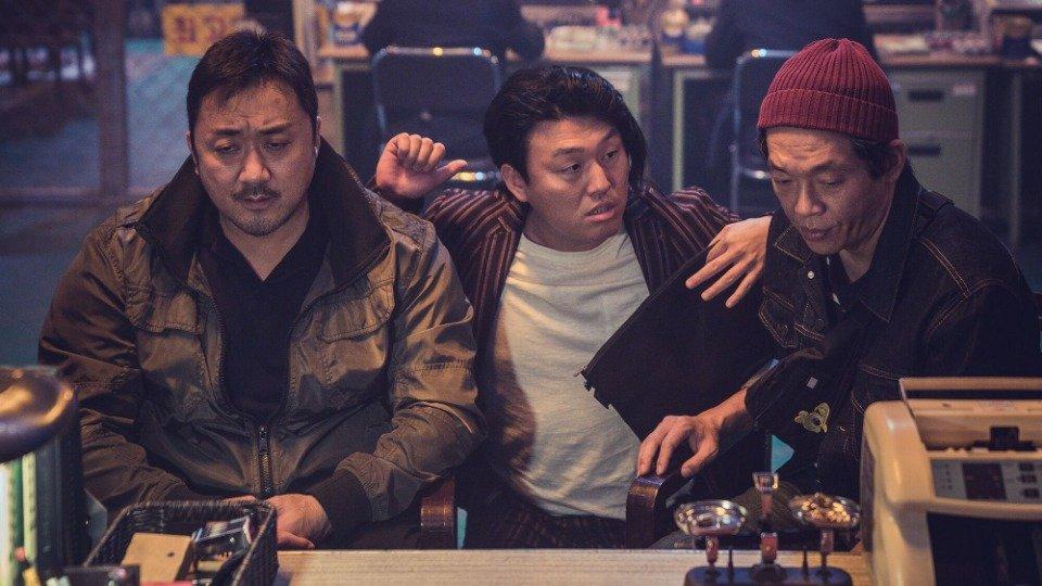 【动作/犯罪】愤怒的黄牛 성난황소【1080P】【韩语中字】