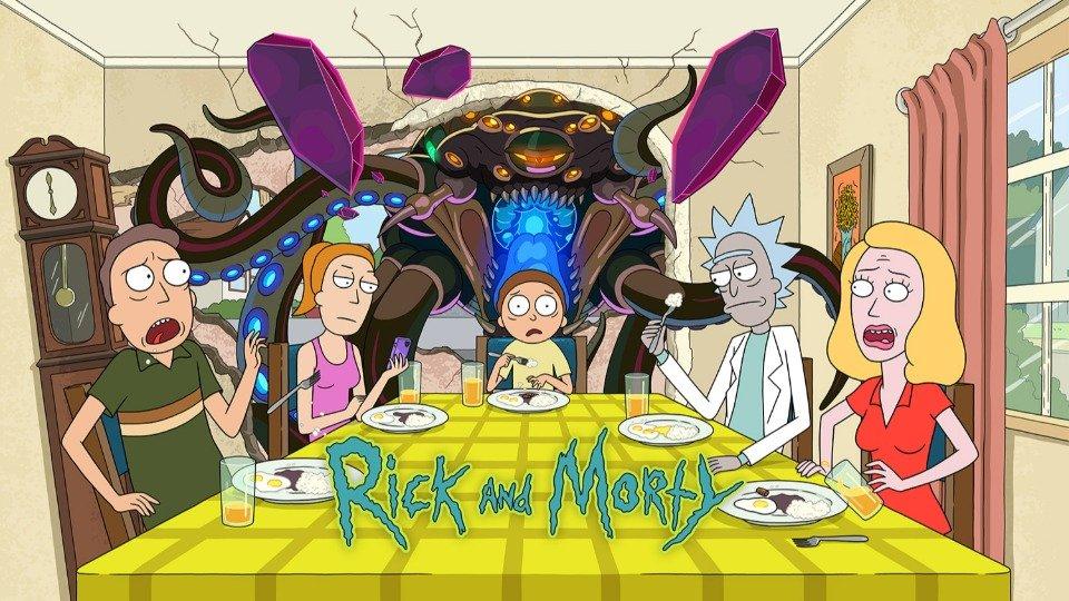 【动漫】瑞克与莫蒂 Rick and Morty 第五季【1080P】【中英字幕】