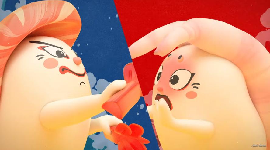 动画《寿司大相扑》将寿司和相扑有机结合在一起 (4)