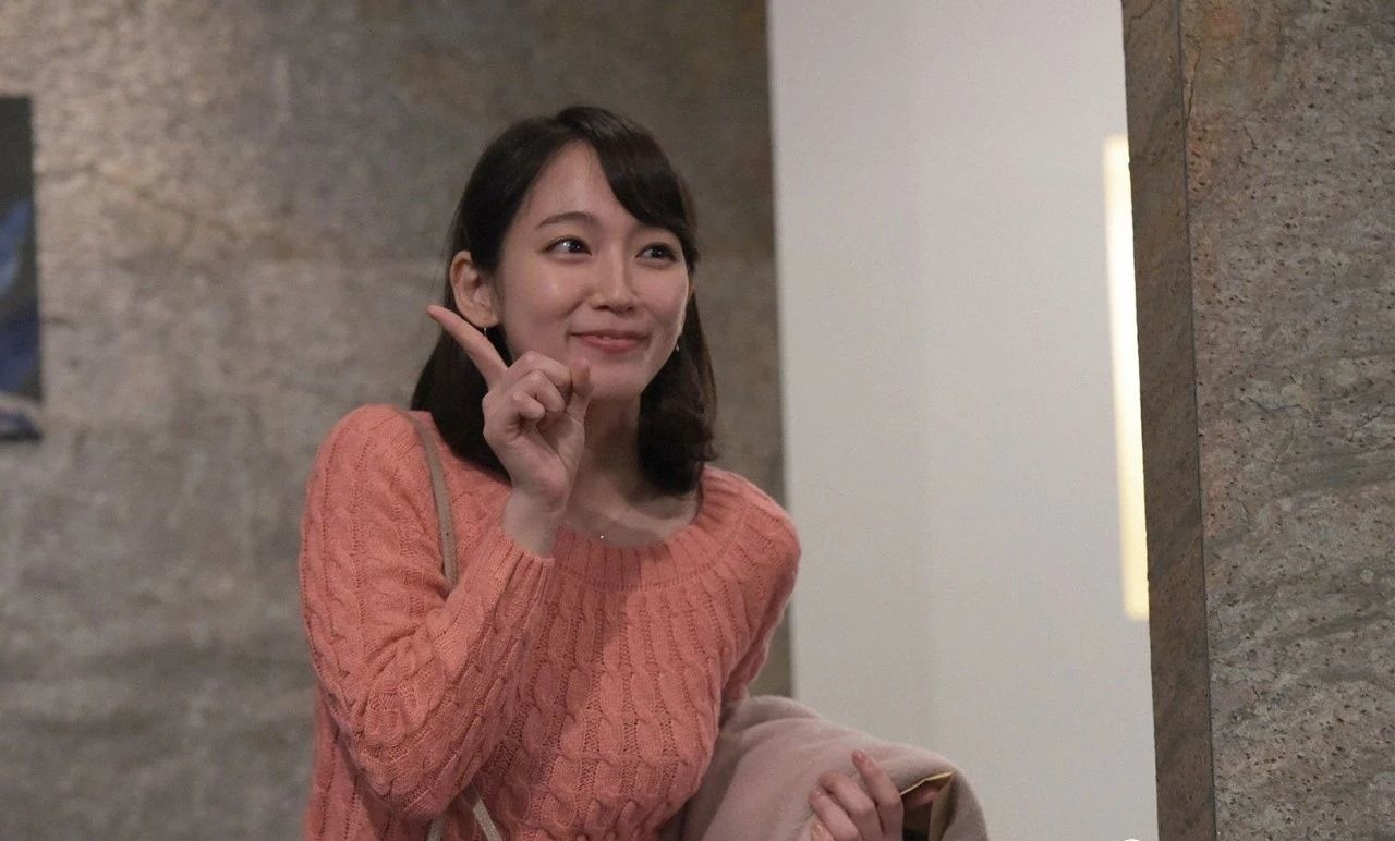 低收视率女王吉冈里帆演技一直没有太大变化但是颜值一直都在线 (17)