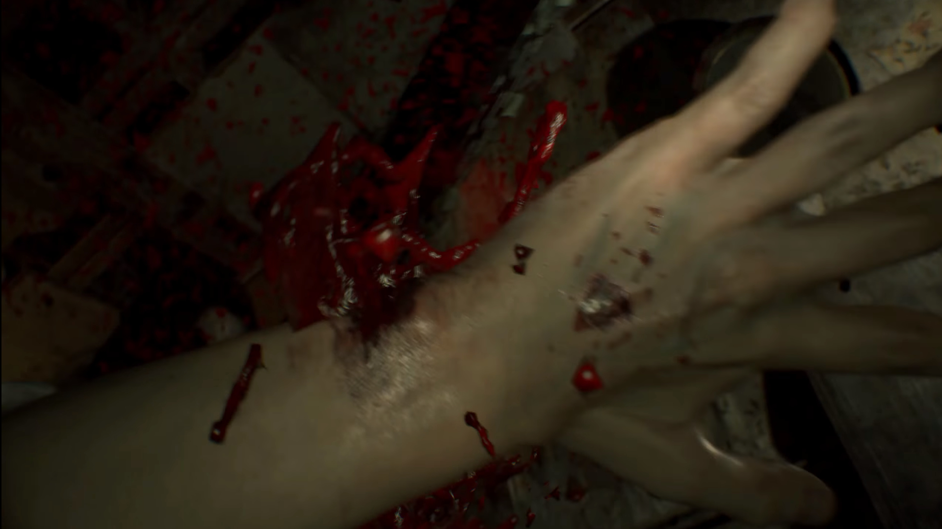 游戏《恶灵古堡7》最不像生化危机系列的大胆创新 (1)