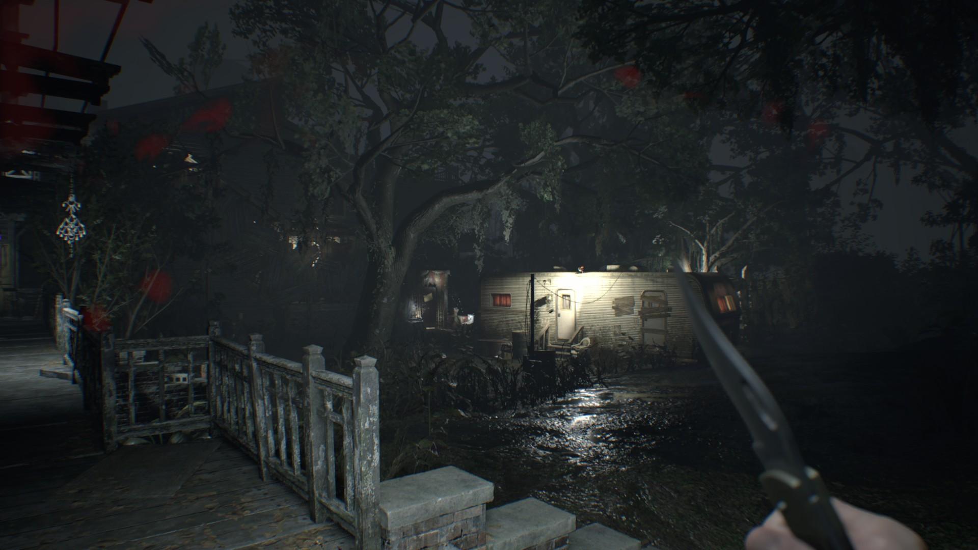 游戏《恶灵古堡7》最不像生化危机系列的大胆创新 (16)