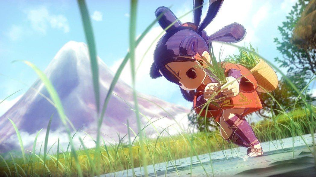 游戏《天穗之笑稻姬》一边种地一边疗愈身心的同时感受世间美景 (1)