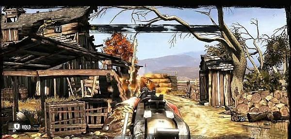 游戏《荒野双蛟龙:枪神》体验心得有了手把人人都可以是枪神 (5)