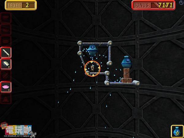无敌动脑游戏《Enigmo Deluxe》史上最强绝对让你伤透脑筋 (4)