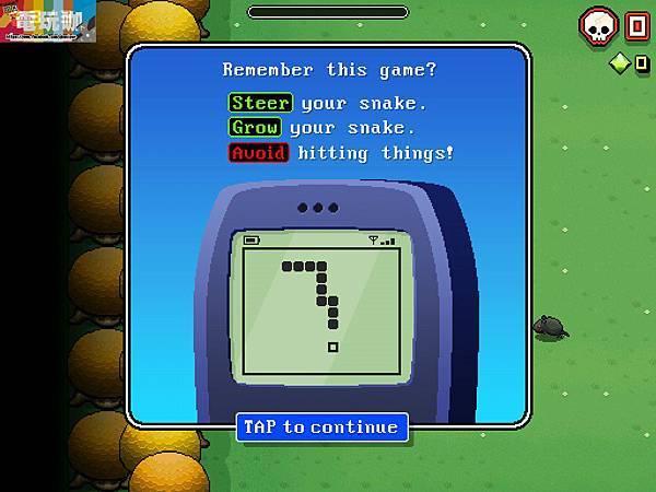游戏《Nimble Quest》向永远最有智慧的《贪食蛇》致敬 (2)