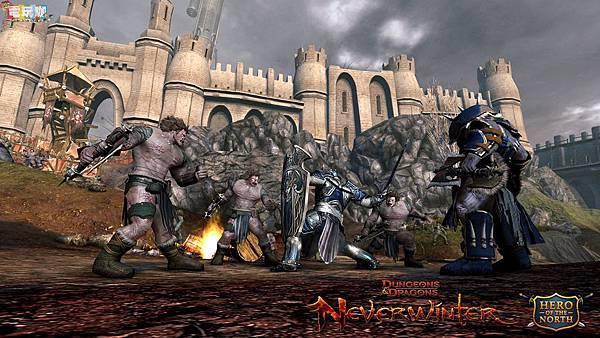 游戏《绝冬城之夜Online》庞大的故事背景加持下封测体验分享 (1)