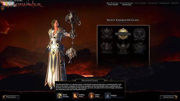 游戏《绝冬城之夜Online》庞大的故事背景加持下封测体验分享 (10)