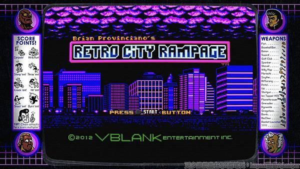 游戏《Retro City Rampage》让重回经典向骨灰级游戏致敬的体验保证有趣 (1)