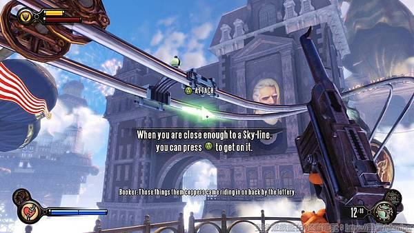 游戏《生化奇兵:无限之城》亲身体会的破关心得分享剧情无雷 (8)
