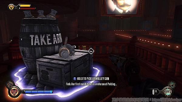 游戏《生化奇兵:无限之城》亲身体会的破关心得分享剧情无雷 (15)