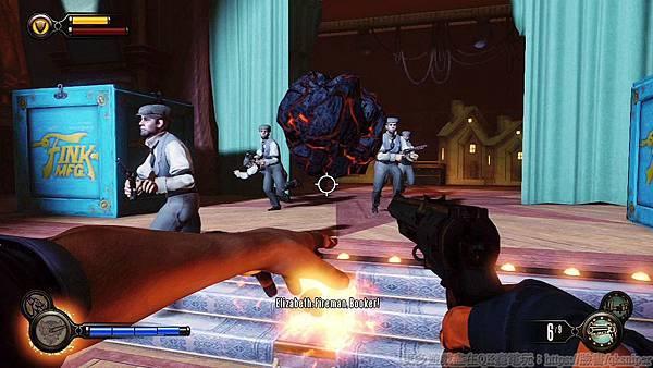 游戏《生化奇兵:无限之城》亲身体会的破关心得分享剧情无雷 (16)