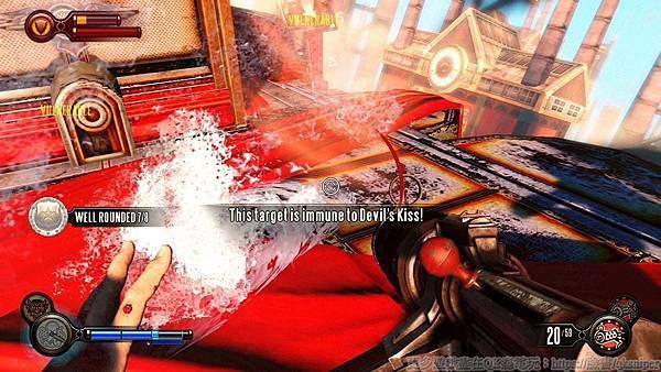 游戏《生化奇兵:无限之城》亲身体会的破关心得分享剧情无雷 (18)