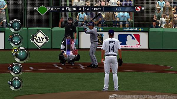游戏《美国职棒大联盟2K13》(《MLB 2K13》)经典棒球赛持续延烧火热开打 (18)