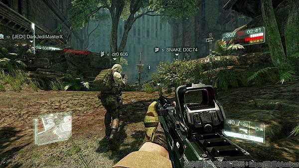 游戏《末日之战3》身穿生化装再次杀爆外星人 (8)