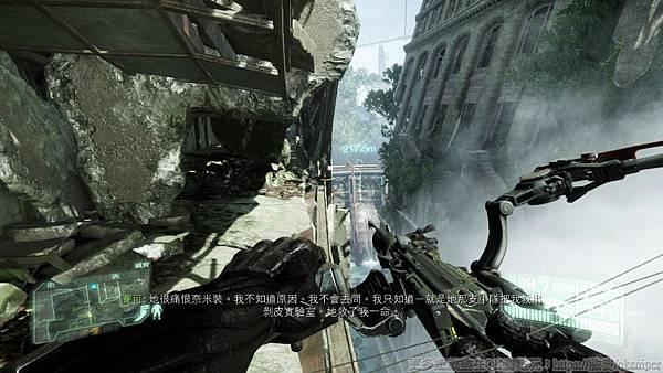 游戏《末日之战3》身穿生化装再次杀爆外星人 (12)