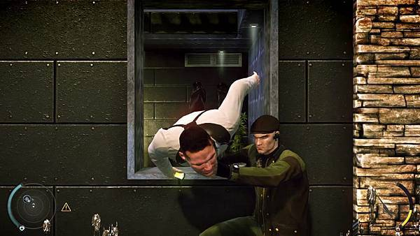 游戏《刺客任务:赦免》是情色?血腥?暴力?用杀人展现自己的艺术 (3)