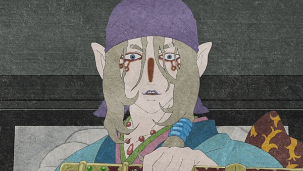 动漫《化怪猫》非常经典可以体现日本的妖怪文化存的好作品 (5)