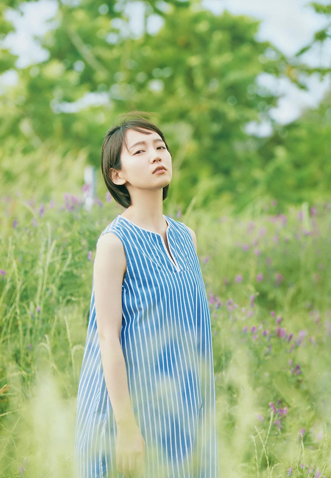 写真女优出身的吉冈里帆每次上映新电影都会拍摄写真作品堆人气 (74)