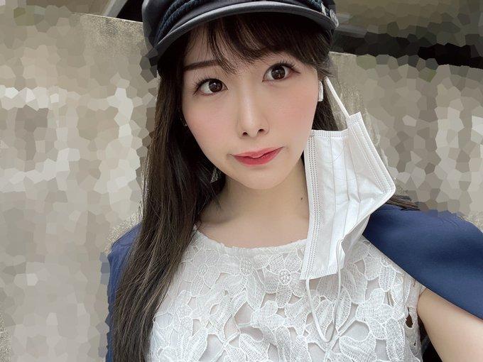 HMN-058专业内衣销售梦笑あすか(梦笑明日花)从小就喜欢收集可爱内衣 (1)