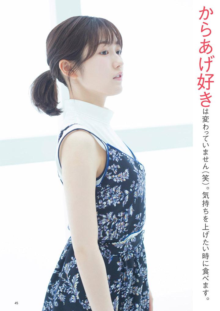 正统派偶像渡边麻友为音乐剧公演而拍摄写真作品大力宣传拉升人气 (12)