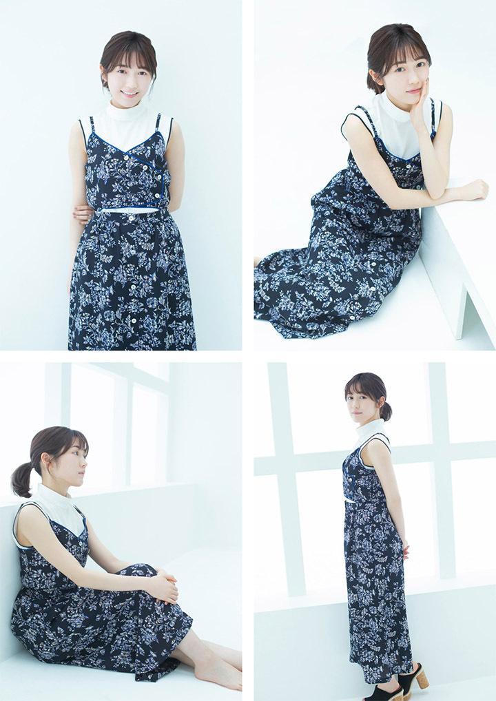 正统派偶像渡边麻友为音乐剧公演而拍摄写真作品大力宣传拉升人气 (13)