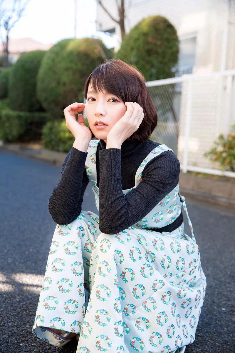 治愈系魔性之女吉冈里帆写真作品 (35)