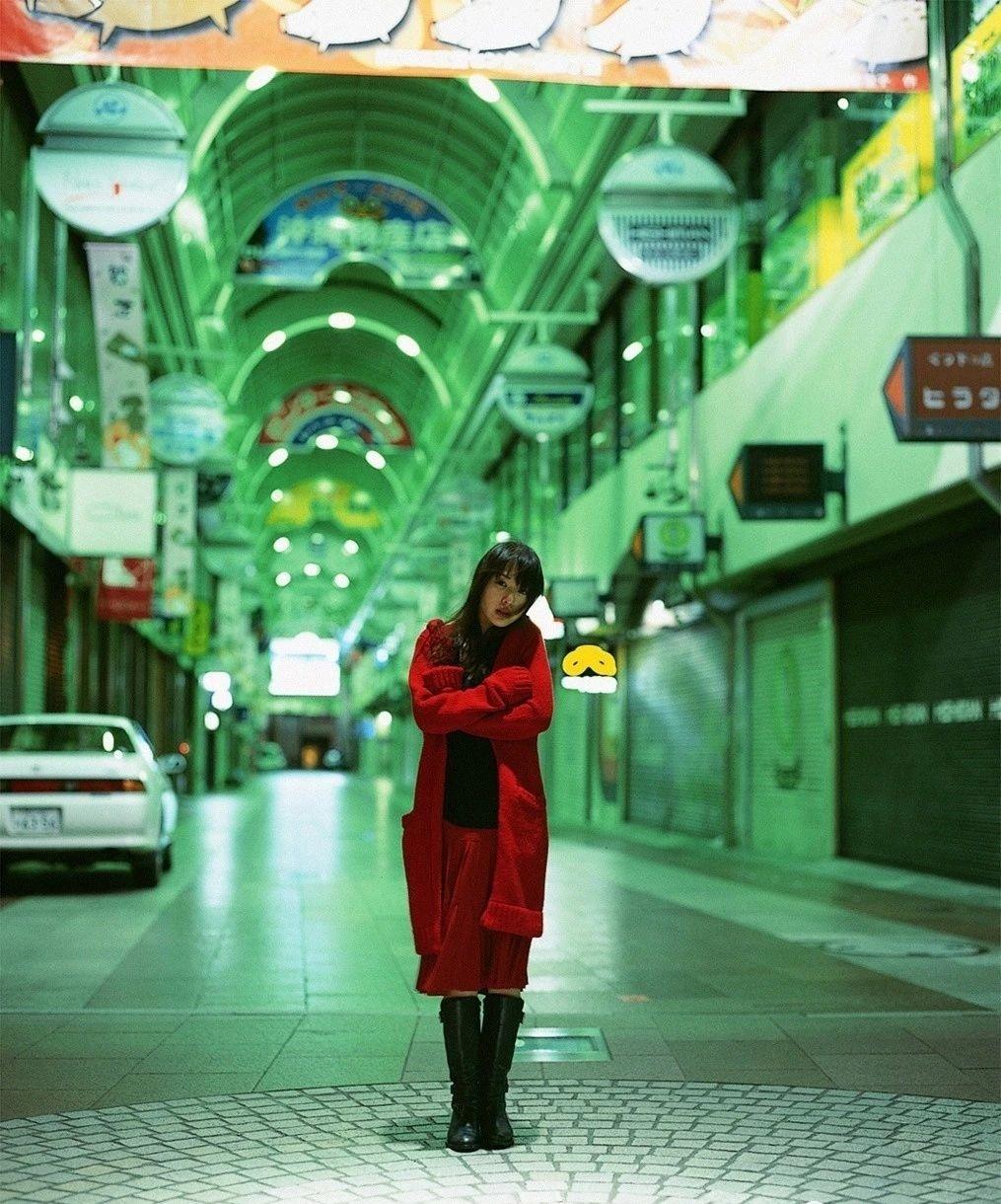 美的不可方物少女时代的户田惠梨香写真作品 (15)