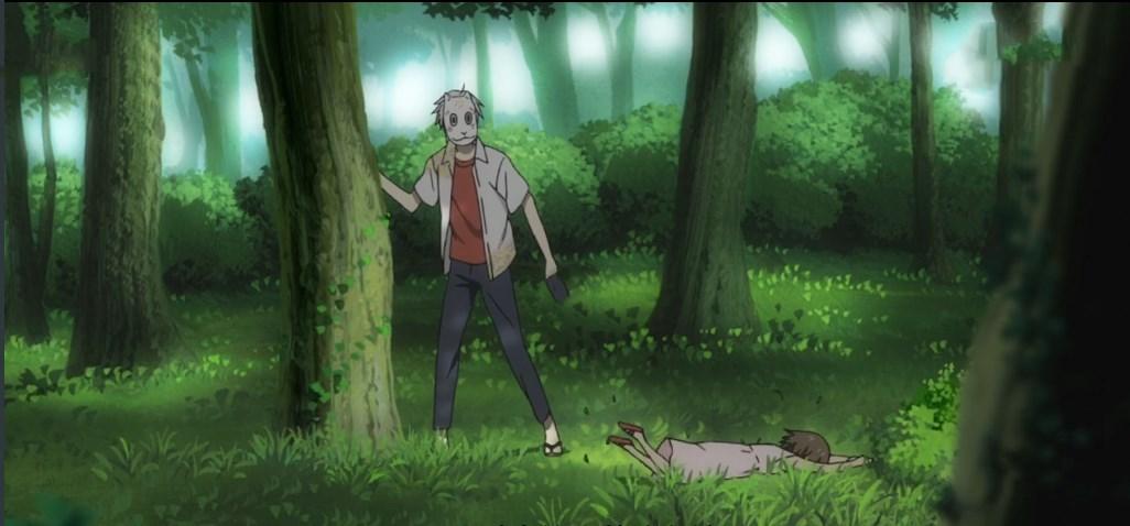 日本爱情动画《萤火之森》如果当一段爱情来临但是又注定它会消失,那你还会决定去爱吗? (26)