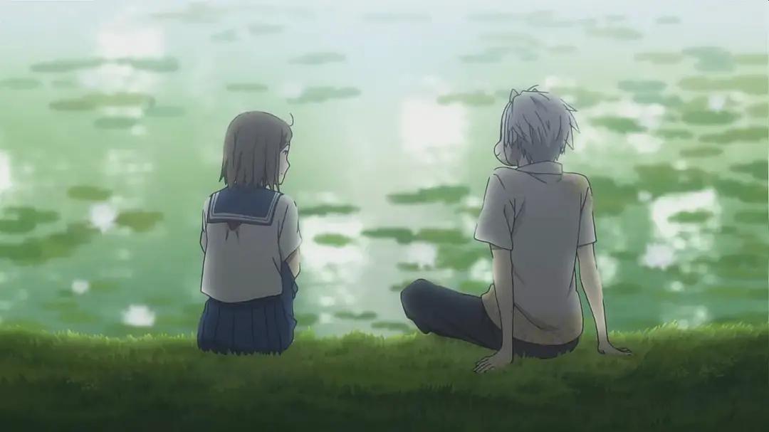 日本爱情动画《萤火之森》如果当一段爱情来临但是又注定它会消失,那你还会决定去爱吗? (2)