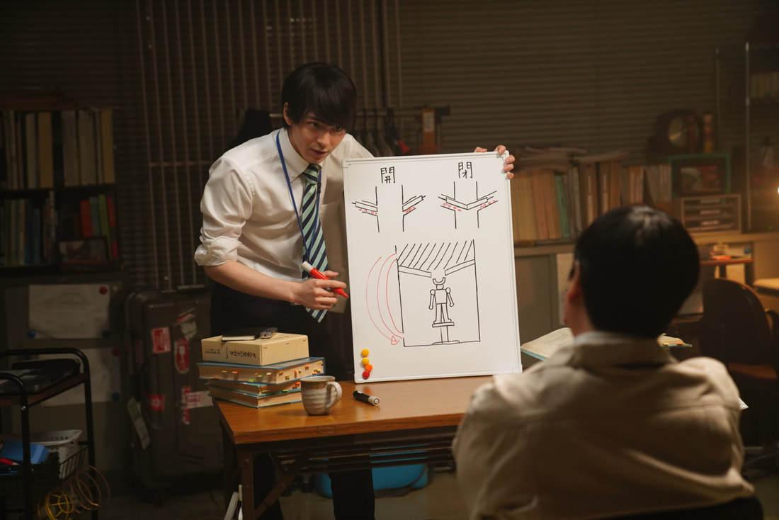 日本电影《前田建设奇幻营业部》梦想需要大把的资金投入 (8)