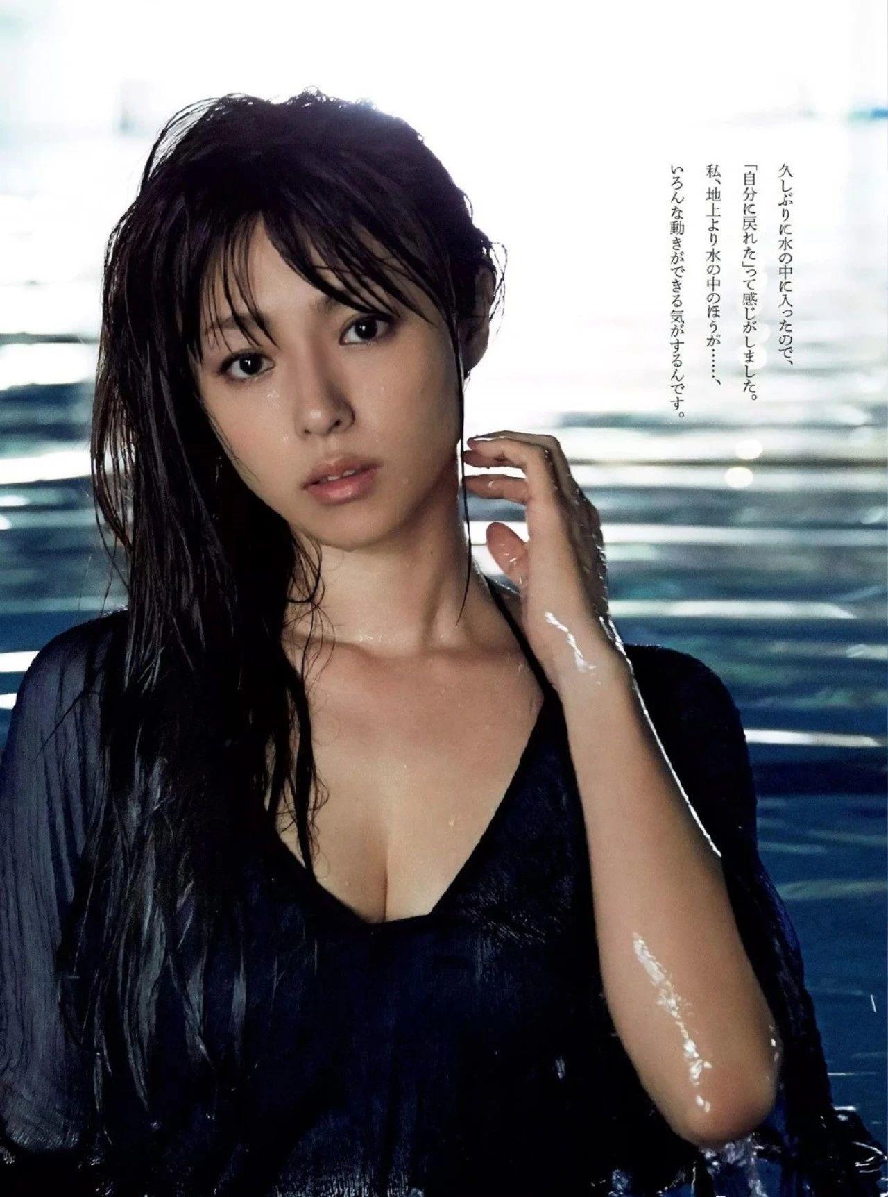 冻龄美女深田恭子身形暴瘦纷纷猜测是因为感情问题 (5)