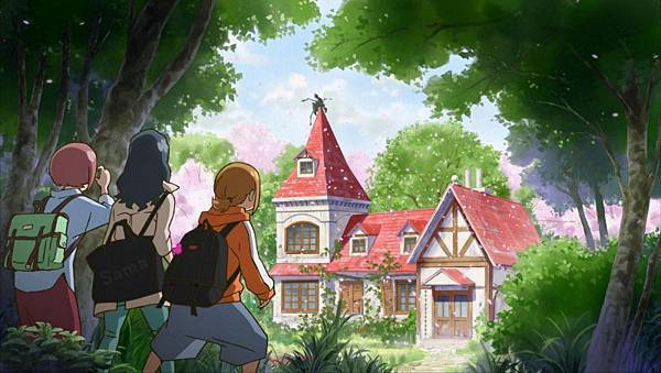 电影《寻找小魔女Doremi》其实真正要找的是勇气 (4)