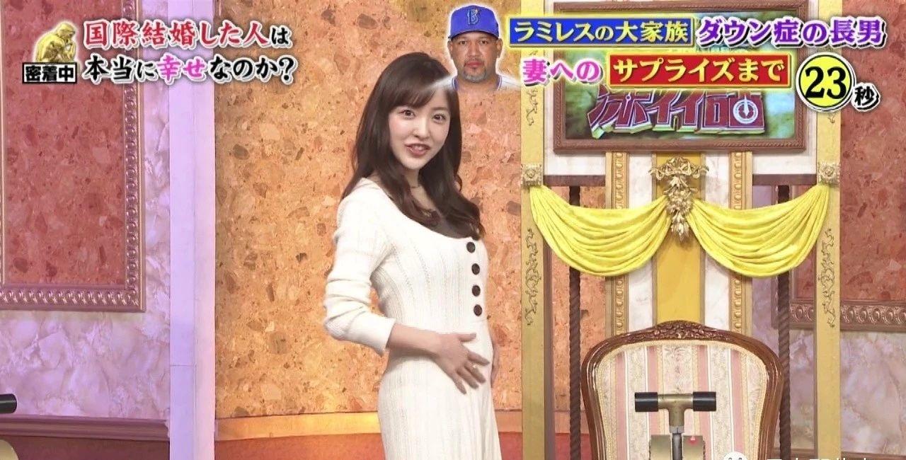 """AKB48初代""""神7""""板野友美闪婚几个月又爆出怀孕喜讯 (4)"""