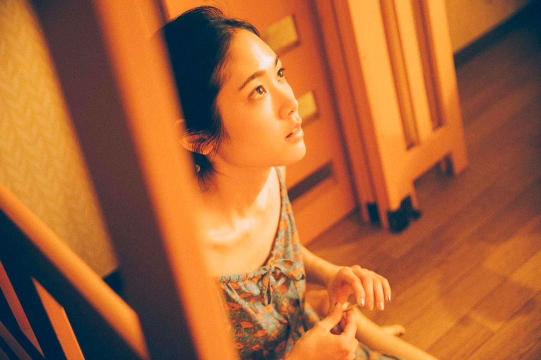 纯欲系代表麒麟少女阿部纯子写真作品 (1)