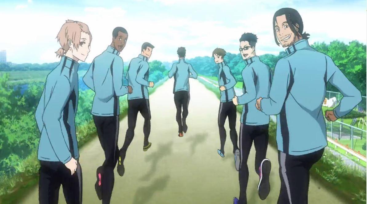 动画《强风吹拂》热情且有意义的跑步折射出人生缩影 (1)