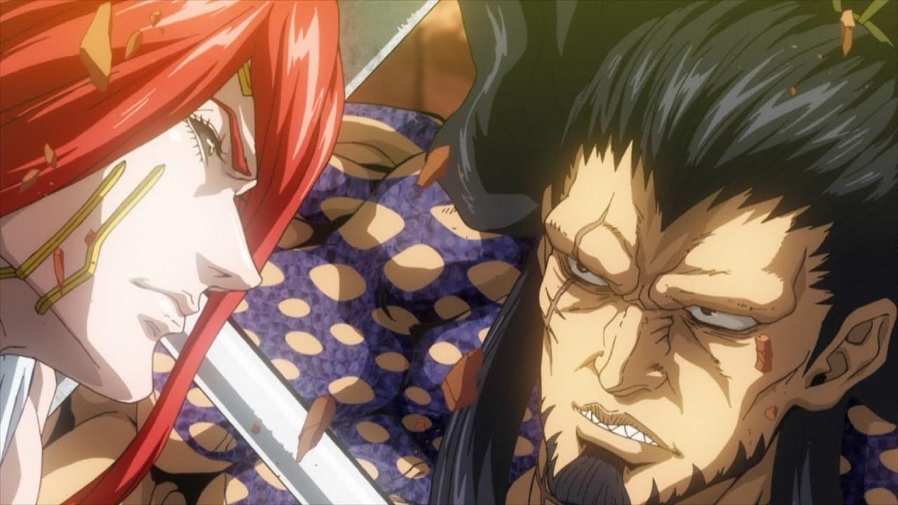漫画《终末的女武神》人神大战可以好好享受的热血格斗盛宴 (3)