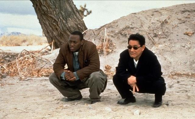日本犯罪电影《大佬》讲述一个黑帮火拼猛龙过江已然是大佬的故事 (5)