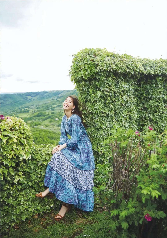 不折不扣的邻家系女神新木优子写真作品 (36)