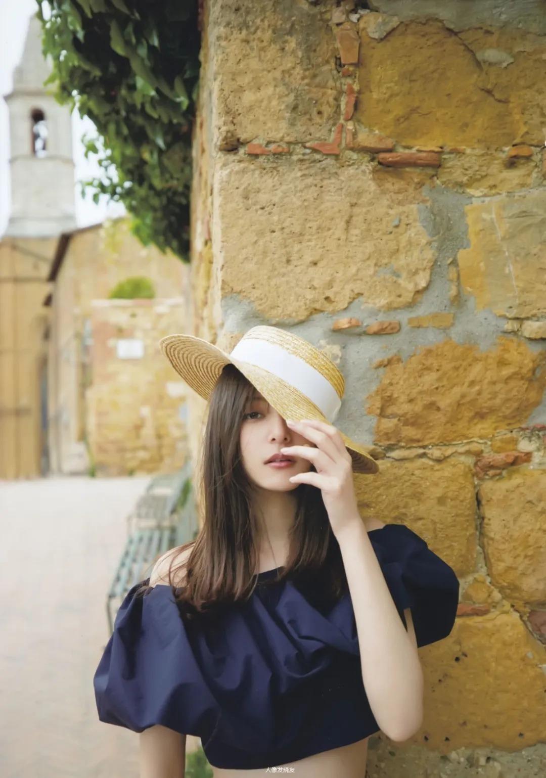 不折不扣的邻家系女神新木优子写真作品 (107)